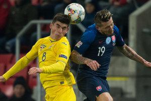 Онлайн матча Словакия - Украина: наши футболисты разгромно проиграли последний матч в Лиге наций