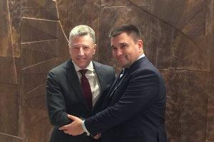Климкин и Волкер согласовали шаги для противодействия России: Политическое давление должно быть ужесточено