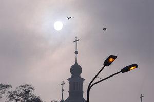 В Киеве пешеходные переходы оснастят сенсорным освещением