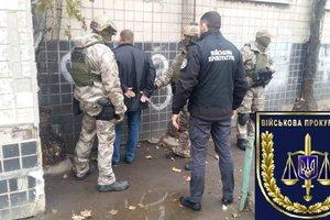 В Одессе задержали военного, который продавал снаряды с нового катера