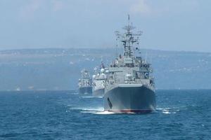 Россия нацелила корабли возле Крыма на Азовское море – ГПСУ