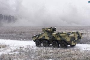 Броня из стали НАТО: украинские оружейники представили новый корпус для БТР-3ДА