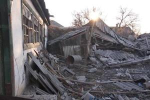 Выпустили почти 150 мин, разрушены дома: подробности мощного обстрела под Горловкой