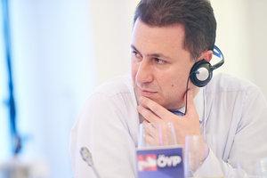 В Венгрии объяснили, зачем укрывают осужденного экс-премьера Македонии