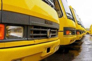 В Херсоне перевозчики устроили горожанам транспортный коллапс