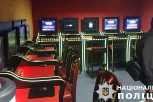 В Киеве за сутки накрыли 18 незаконных игровых салонов