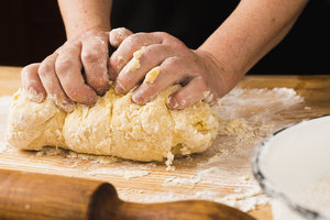 Как приготовить постное тесто для пирожков и домашнего хлеба