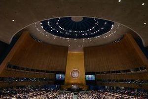 ГА ООН. Фото: AFP