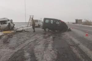 Серьезное ДТП в Запорожской области: целая семья оказалась в больнице, опубликовано видео