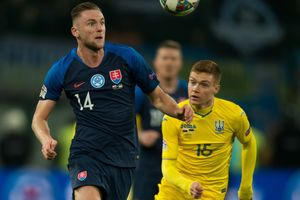 Голевая феерия и ошибки Бойко: обзор матча Лиги наций Словакия - Украина