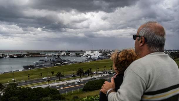 Обнаружена исчезнувшая год назад аргентинская подлодка «Сан-Хуан»