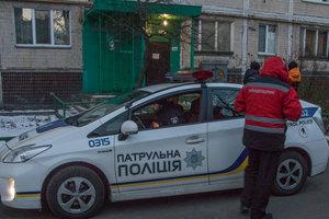 В Киеве женщина нашла тело своего сына