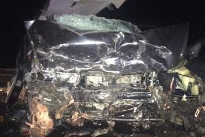 В Черниговской области столкнулись две легковушки: один человек погиб, пятеро – получили травмы