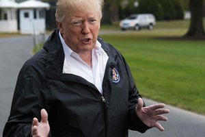 Трамп опроверг информацию о его сомнениях в преданности вице-президента США