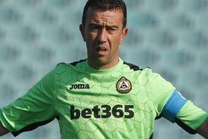 Вратарь Болгарии установил возрастной рекорд в Европе