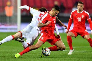 Даже с незабитым пенальти Сербия обыграла Черногорию: обзор матча Лиги наций