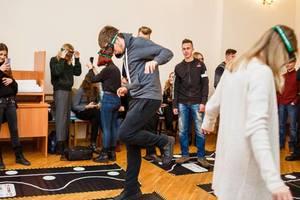 Студенты киевского университета испытали на себе алкоочки