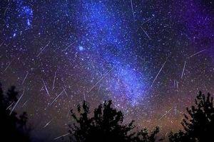 Стало известно, когда украинцы смогут увидеть зрелищный звездопад