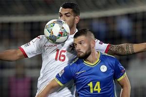 Пять безответных голов забили игроки Косово в ворота сборной Мальты