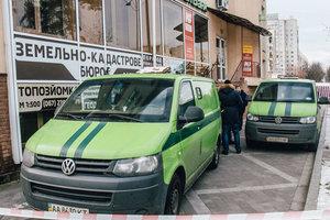 Налет на инкассаторов под Киевом: грабителям грозит до пяти лет тюрьмы