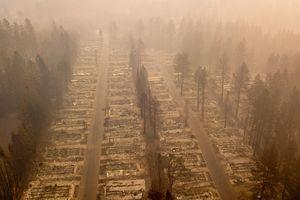 Масштабные пожары в Калифорнии: более 1200 человек пропали без вести
