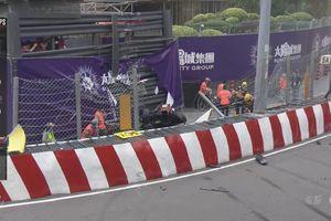 17-летняя гонщица попала в жуткую аварию на этапе Формулы-3