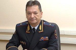 Генерал-майор российской полиции Александр Прокопчук