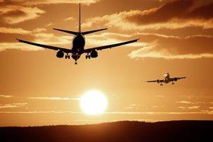 Столкновение самолетов в Германии: появилось видео с места крушения