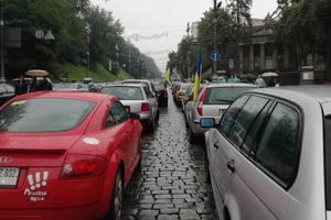 """""""Евробляхеры"""" перекроют дороги по всей Украине: где не получится проехать 20 ноября"""