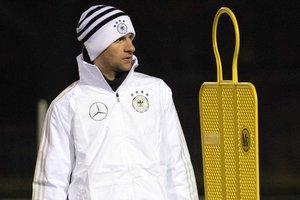 Томас Мюллер получит необычную награду от тренера за сотый матч в сборной Германии
