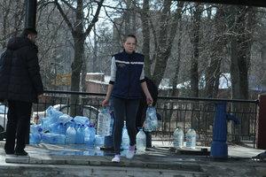 На семи улицах Киева на сутки отключили холодную воду