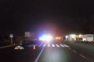 В Одесской области женщина-пешеход дважды попала под колеса легковушек