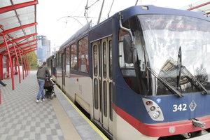 Киеву намерены купить 20 новых трамваев за миллиард гривен