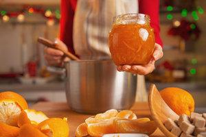 Как приготовить самый вкусный апельсиновый джем