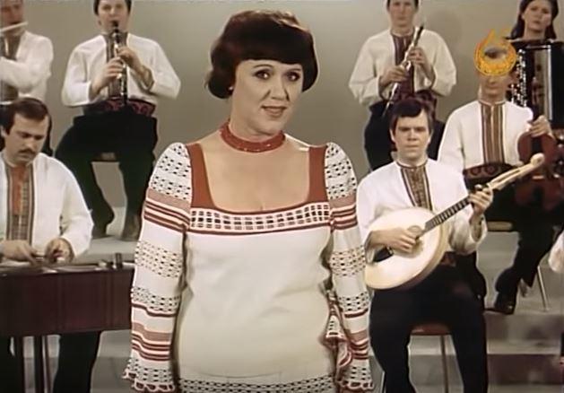 Diana Petrinenko. Photo: frame from video