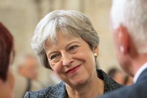 Мэй пообещала британским бизнесменам достичь соглашения по Brexit