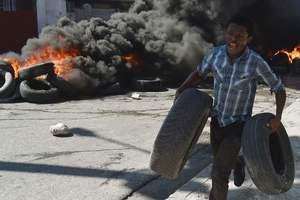 Гаити охватили антикоррупционные протесты (фото, видео)