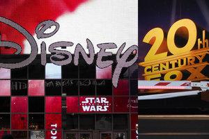 Walt Disney покупает активы 21st Century Fox: Китай одобрил сделку