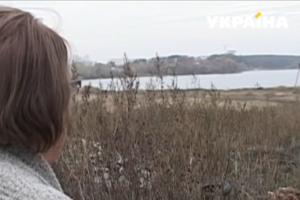 Под Харьковом прямо возле реки устроили свалку с опасными отходами