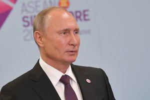 """Путин пригрозил США ответными мерами на выход из """"ракетного"""" договора"""