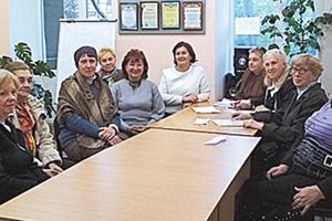 В Одессе активные пенсионеры учат английский и компьютерную грамотность
