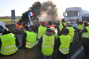 Протесты во Франции: число пострадавших превысило 500 человек