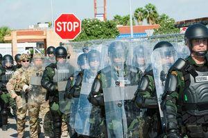 Пентагон отзывает расположенных у границы с Мексикой 5,8 тысяч военных