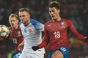 Как чехи спасались от понижения в классе: обзор матча Чехия - Словакия в Лиге наций