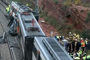 Крушение поезда в Испании: названа причина случившегося