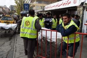 Теракт на религиозном празднике в Кабуле: десятки верующих убиты