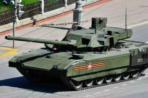 """Американцы нашли еще одно уязвимое место новейшего российского танка """"Армата"""""""
