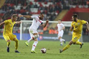 Два дебюта, два возвращения и два отмененных гола: обзор матча Турция – Украина
