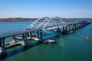 Керченский мост начал проседать - МинВОТ