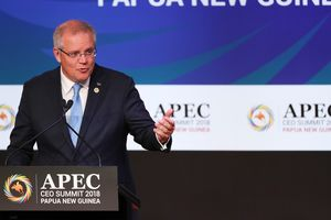 Австралия отказалась подписывать договор ООН по мигрантам
